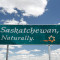Crossing into Saskatchewan